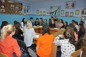 встреча с журналисткой в Северном - 29.11.2017-2